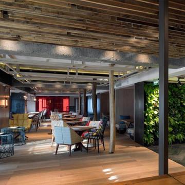 22度养生酒店空间设计