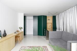 Ljubljana apartment 案例欣赏